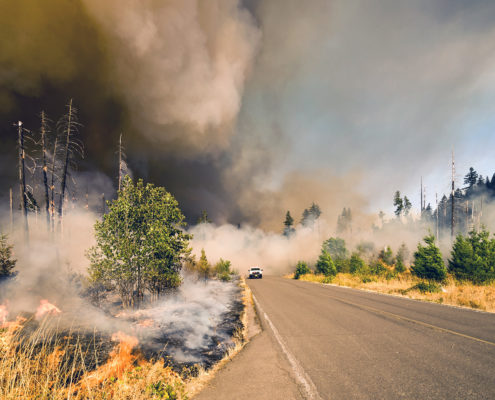 Creston Valley Insurance wildfire season